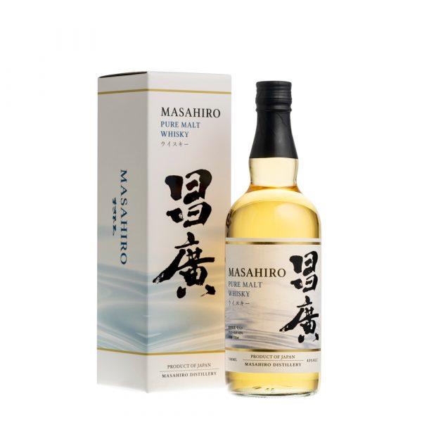Masahiro Japanese Whisky